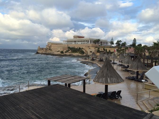 Westin Dragonara Resort