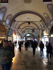Main Hall through the Grand Bazaar