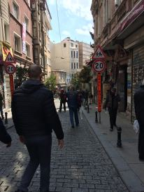 Istiklal Ave