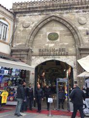 The Grand Bazaar Entrance