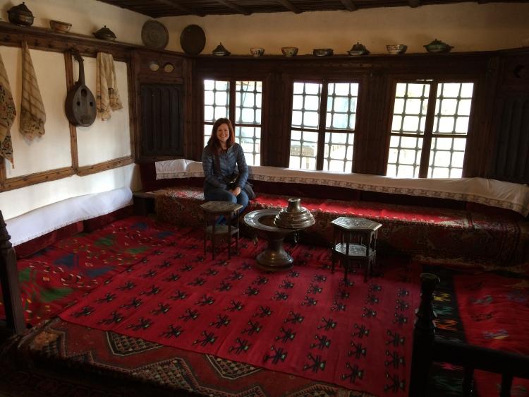 Ethnographic Museum in Pristina, Kosovo