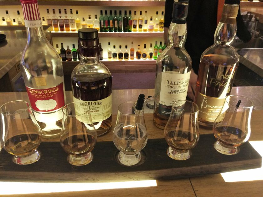Scotch Whiskey Experience 1