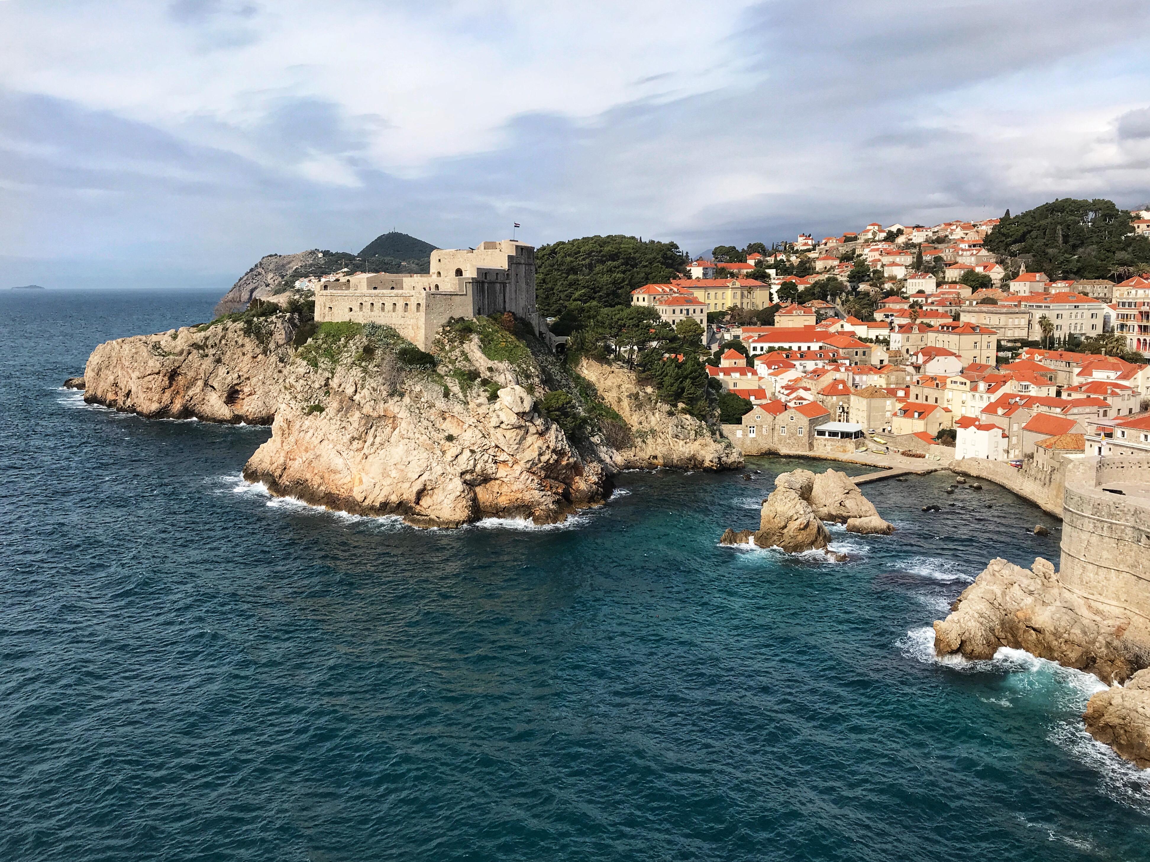 Walking the Wall - Dubrovnik