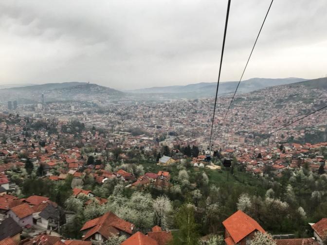 Sarajevo Cable Car