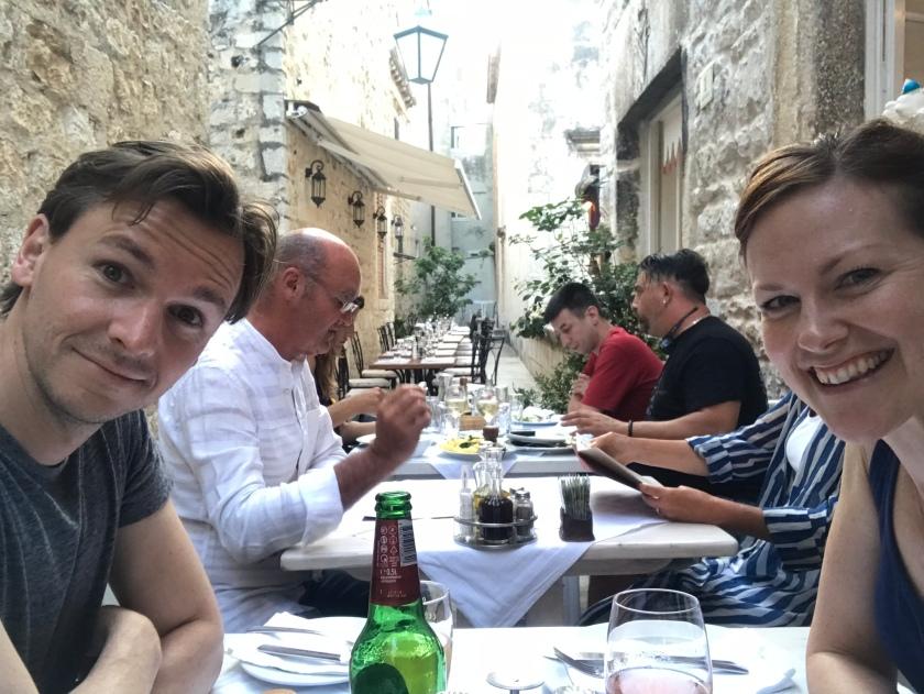 Macondo Restaurant, Hvar, Croatia