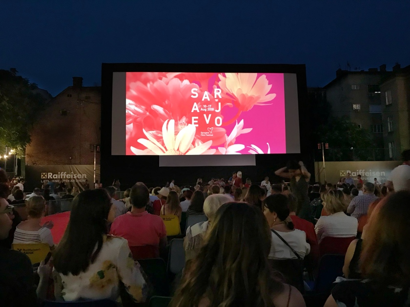 Sarajevo Film Festival 2018 Opening Night